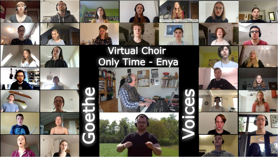 Goethe Voices Virtuell